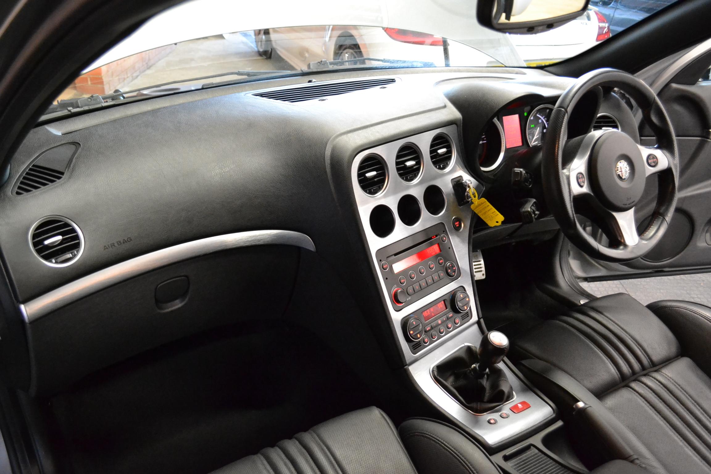Sold Alfa Romeo 159 19 Jtdm 16v Ti 2009 Used Car Sales Paisley Steering Box Dsc 0016
